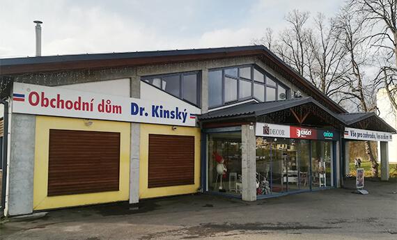 Obchodní dům Kinský